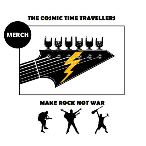 Cosmic Time Travellers Merchandise